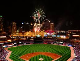 Fireworks Night at the Ballpark @ Busch Stadium | Saint Louis | Missouri | United States